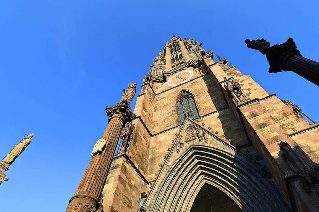 Rund ums Münster wird von Freitag bis Sonntag gefeiert.    Foto: Ingo Schneider