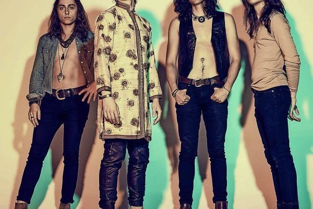 Sie sind die Zukunft des Rock 'n' Roll