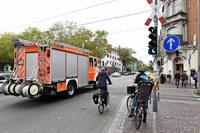 Freiburgs Feuerwehr bekommt eine grüne Welle – zum Testen