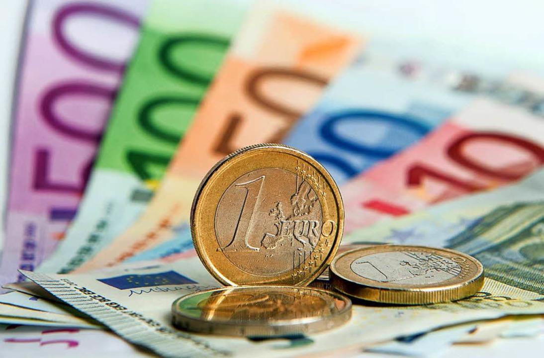 Die Konjunktur in Baden-Württemberg br...ben, als dem Land zur Verfügung steht.  | Foto: dpa
