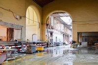Halle im Bahnhof SBB stellt Planer vor große Herausforderungen