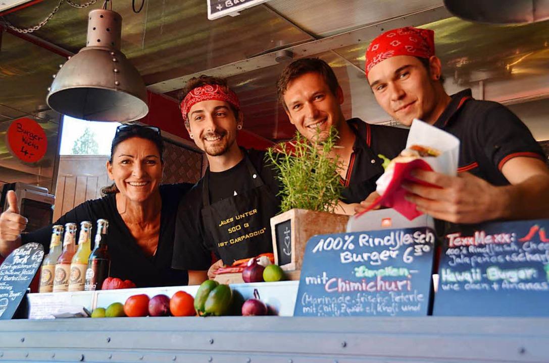 In Wehr gibt es am Sonntag viel zu feiern, unter anderen beim BZ-Foodtruck-Fest.  | Foto: Anika Maldacker