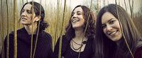 """Folk aus Irland: Die drei """"Henry Girls"""" auf der Bühne der Wodan Halle"""