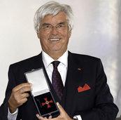 Verdienstkreuz für Franz Daschner