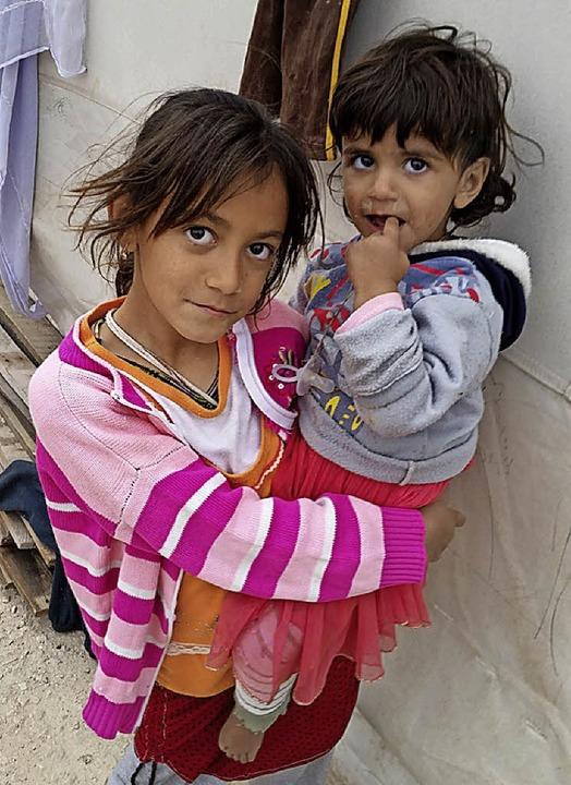 Der Verein Zarok hilft Kindern im Nordirak.   | Foto:  zarok