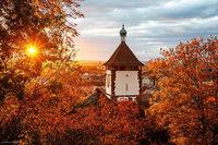 So schön sommerlich ist der Herbst
