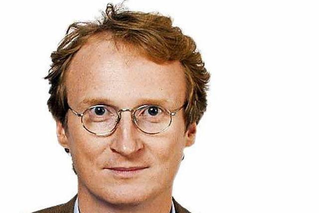 BZ-Korrespondent Thomas Maron wird Sprecher der FDP