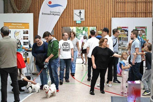 Fotos: Leistungsschau des HGV in Grenzach-Wyhlen