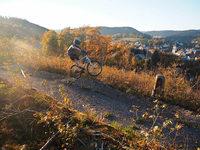 Wie war's... auf dem neuen Mountainbike-Trail in der Schächele-Anlage?
