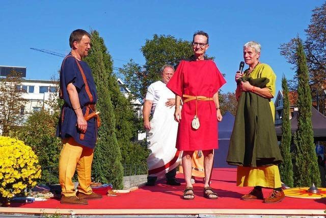 Mode, Spiel und Spaß im Herbst in Bad Krozingen