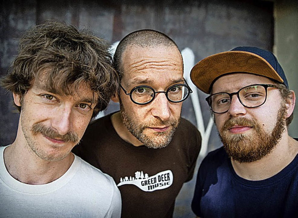 Joe Aldingers Downbeatclub aus Dresden  | Foto: Boris Bojic