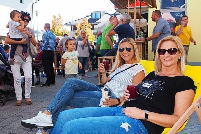 Fotos: BZ-Food-Truck-Fest und verkaufsoffener Sonntag in Wehr