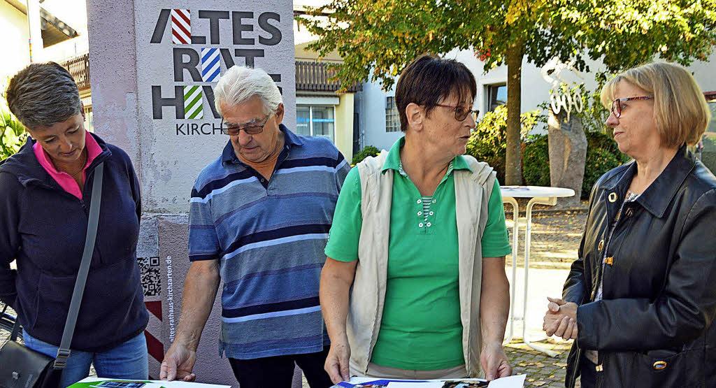 Gemeinsam den Ort lebendig halten - Kirchzarten - Badische Zeitung