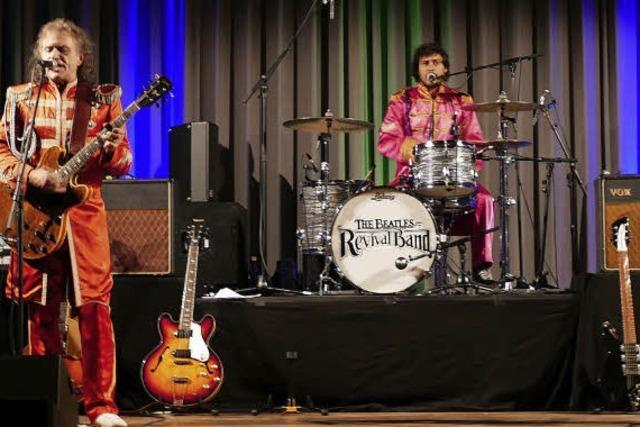 Zurück zu den Beatles