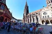 Turmfinale lockt Tausende Besucher auf den Münsterplatz
