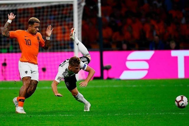 Nach der Niederlage gegen die Niederlande wächst der Druck auf Löw
