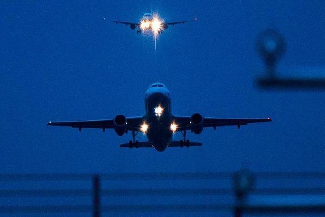 Der Landkreis Lörrach begrüßt den Euroairport – aber nicht seinen Fluglärm