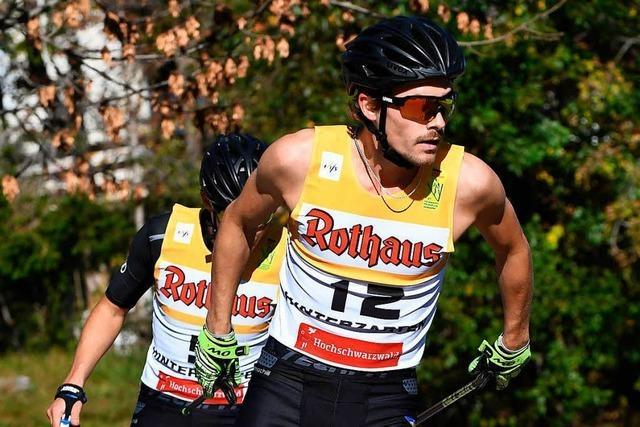 Fabian Rießle hat sich zwei deutsche Meistertitel gesichert