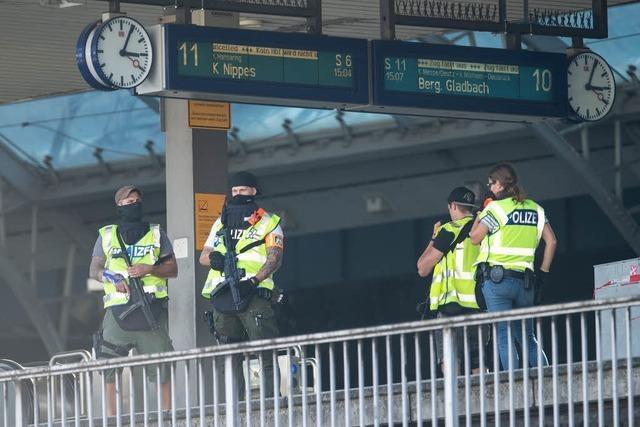 Geiselnahme im Kölner Hauptbahnhof beendet - mehrere Verletzte