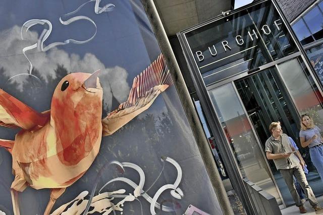 Sonderzahlung für Burghof Lörrach reicht nicht für Fixkosten