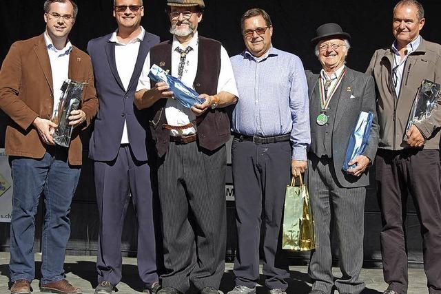 Laufenburger feiern drei Jubiläen