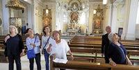 Kirchenbesuch mit vielen Anekdoten
