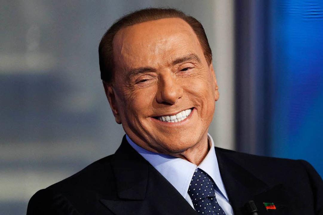 Silvio Berlusconi.  | Foto: dpa