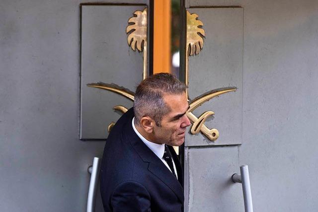 Durchsuchung von saudischem Konsulat in Istanbul abgeschlossen