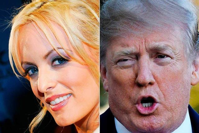 Stormy Daniels muss juristische Niederlage gegen Trump einstecken
