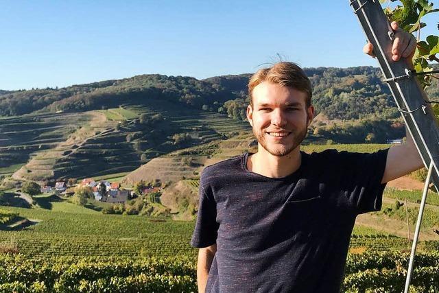 Bahlinger will Stickeralbum vom Kaiserstuhl herausbringen