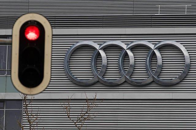 Audi muss 800 Millionen Euro Bußgeld zahlen – Gewinnprognosen gesenkt