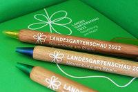Landesgartenschau 2022 in Neuenburg präsentiert ihr neues Logo