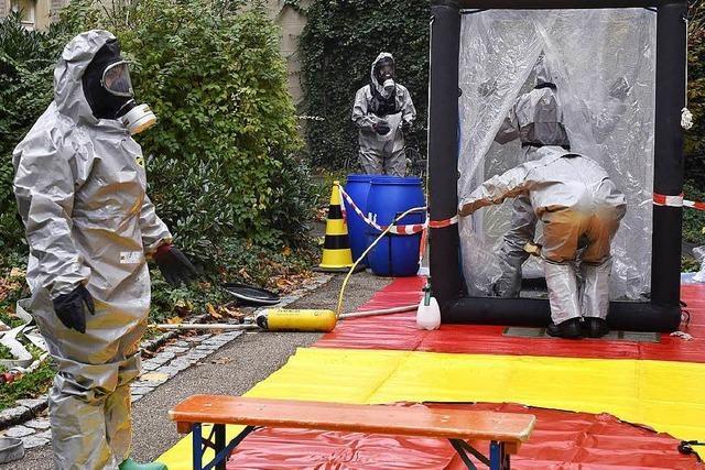 Was der ABC-Zug der Freiwilligen Feuerwehr macht