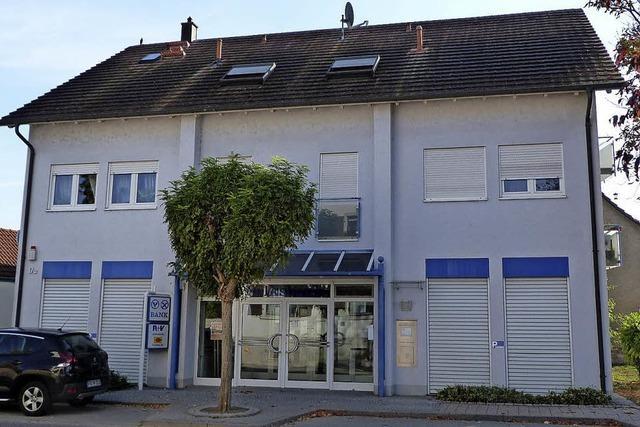 Volksbank schließt ihre Gündlinger Filiale