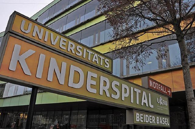 Zwei Millionen mehr für Unikinderspital