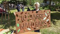 Waldhaus feiert die ersten zehn Jahre