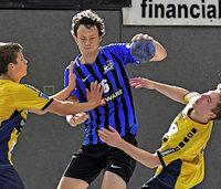 Handballjugend bietet Topadressen die Stirn
