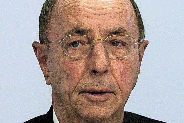 Laser-Pionier Berthold Leibinger nach langer Krankheit verstorben