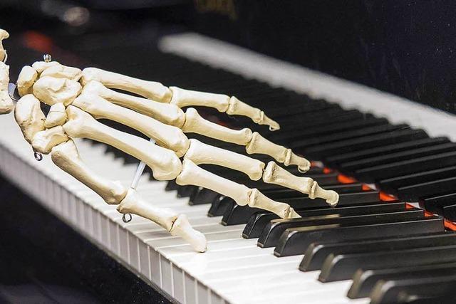 Offenburger Forscher: Bach hatte ungewöhnlich große Hände