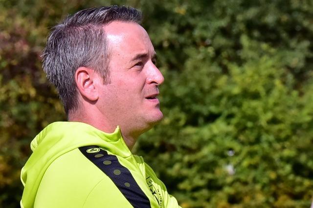 Alexander Arndt nicht mehr Trainer beim FC Freiburg-St. Georgen