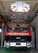 Zentrales Feuerwehrhaus in Rheinfelden ist auf dem Weg