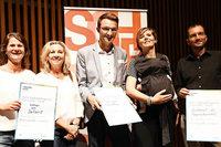 Das sind die Preisträger des ersten Lörracher Zukunftspreises