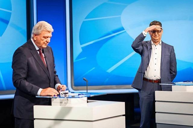 Ein TV-Duell ohne Sieger