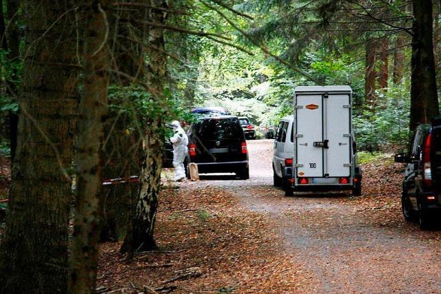 Mord an Jäger - Verdächtige sollen auch Raubüberfall geplant haben