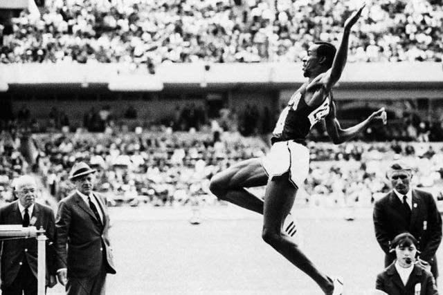 50 Jahre Bob Beamons Supersprung: Sechs Sekunden für die Ewigkeit