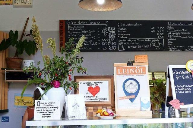 Verborgene Theken: Das Café Pausenraum in Zähringen
