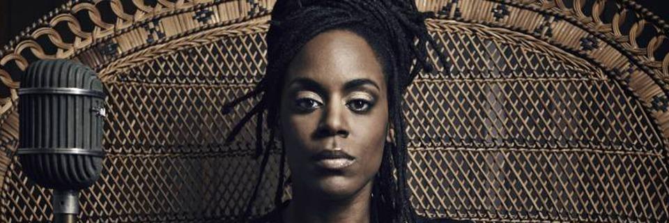The Blackest Joy: Rapperin Akua Naru tritt im Jazzhaus auf