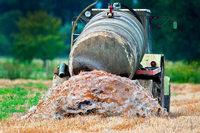 Nitrat belastet im Südwesten weiterhin Grundwasser