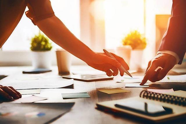 Mitarbeiterführung ist ein Schlüssel für den Erfolg