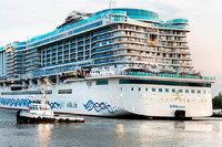 Schifffahrt will bis 2050 ihre Treibhausgas-Emissionen halbieren